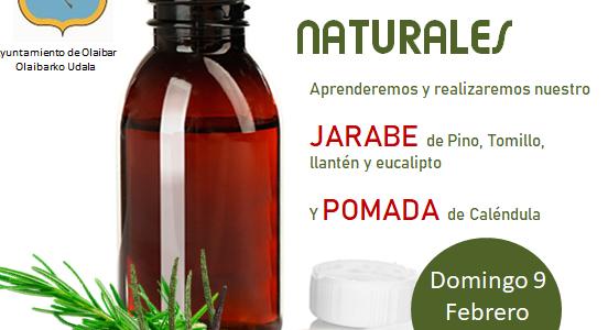 Ciclo Talleres Remedios Naturales