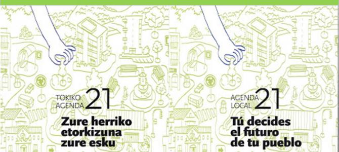 Tu decides el futuro de tu pueblo // Zure herriko etorkizuna zure esku.